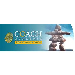 logo de la coach academie à biarritz