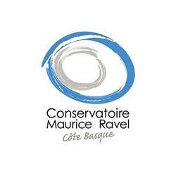 logo du conservatoire Maurice Ravel de bayonne et biarritz