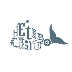 logo du bar restaurant heteroclique à Guethary